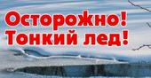 Поведение на льду